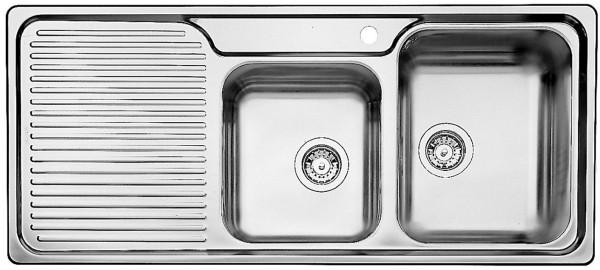 Chậu rửa bát Inox Blanco Classic 8s, đại lý phân phối chậu rửa bát blanco