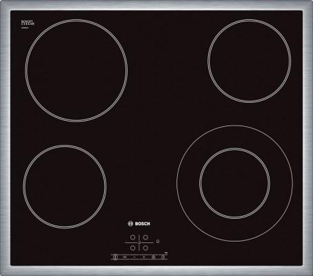 bếp điện bosch PKF645E14E, bếp điện 4 bếp nấu Bosch nhập khẩu