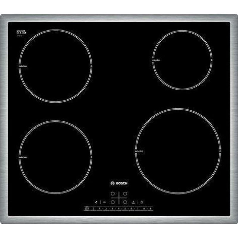 bếp từ Bosch PIE645T14E, sản phẩm chính hãng bếp từ 4 bếp nấu bosch