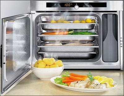 Hâm nóng thức ăn bằng lò nướng