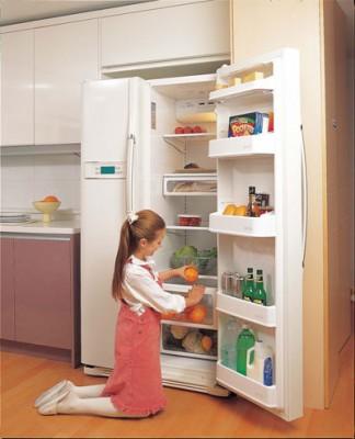 Sử dụng tủ lạnh hiệu quả giúp tiện nghi hóa cuộc sống cho bạn.