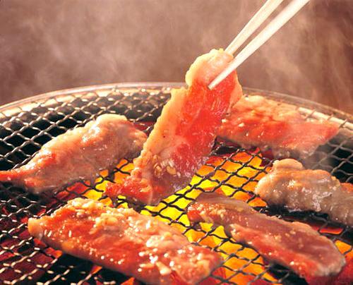 Dùng bếp gas nướng thịt gây hại cho sức khỏe