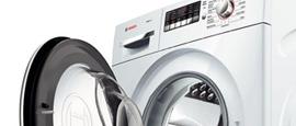 Máy giặt lồng ngang Bosch