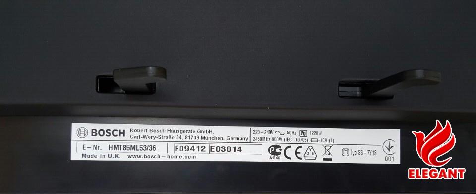 thông số Bosch HMT85ML53