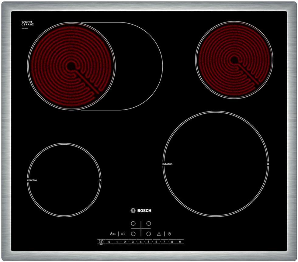 Bếp từ kết hợp Bosch PIC645F17E