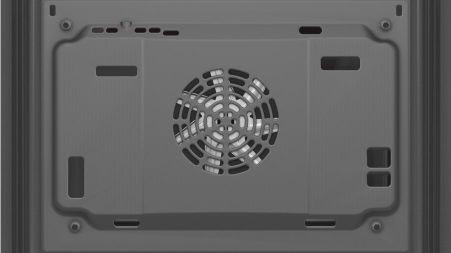 Lò nướng Bosch HBG42R350E